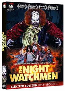 The Night Watchmen (DVD) di Mitchell Altieri - DVD