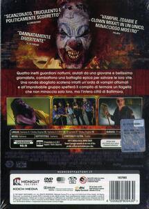 The Night Watchmen (DVD) di Mitchell Altieri - DVD - 2