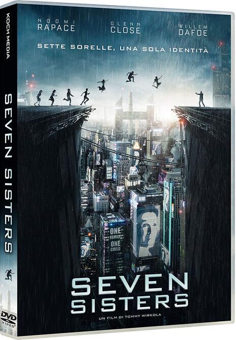Seven Sisters (DVD) di Tommy Wirkola - DVD