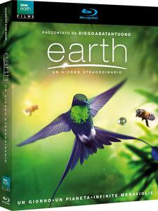 Earth. Un giorno straordinario (Blu-ray) di Richard Dale,Peter Webber - Blu-ray