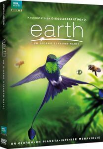 Earth. Un giorno straordinario (DVD) di Richard Dale,Peter Webber - DVD