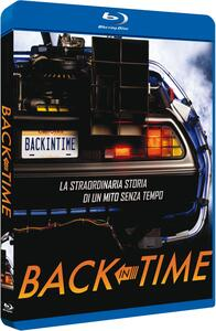 Film Back in Time (Blu-ray) Jason Aron