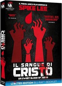 Cover Dvd Il sangue di Cristo. Da Sweet Blood of Jesus. Limited Edition con Booklet (Blu-ray)