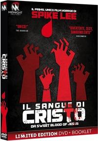 Cover Dvd Il sangue di Cristo. Da Sweet Blood of Jesus. Limited Edition con Booklet (DVD)