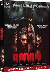 Lake Bodom. Limited Edition con Booklet (DVD) di Taneli Mustonen - DVD