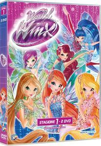 World of Winx. Vol. 1 (2 DVD) di Iginio Straffi - DVD