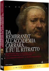 Da Rembrandt all'Accademia Carrara... e fu il ritratto (2 DVD) di Davide Ferrario - DVD
