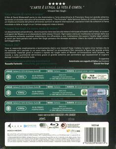 Goya, Van Gogh, Munch. I visionari dell'emozione. Collector's Edition (3 Blu-ray) - Blu-ray - 2