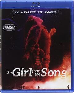 Film The girl from the song (Blu-ray) Ibai Abad