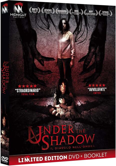 Under the Shadow. Il diavolo nell'ombra. Limited Edition (DVD) di Babak Anvari - DVD