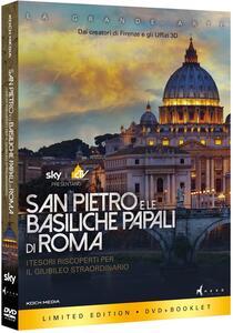 San Pietro e le basiliche papali di Roma (DVD) di Luca Viotto - DVD