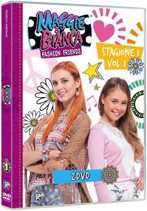 Maggie e Bianca Fashion Friends. Stagione 1. Vol. 1 (2 DVD) di Paolo Massari,Yuri Rossi - DVD