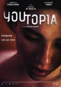 Youtopia (Blu-ray) di Berardo Carboni - Blu-ray