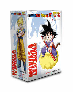 Dragon Ball Film Collection (20 DVD) - DVD