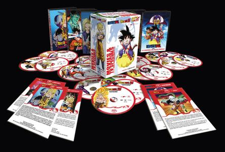 Dragon Ball Film Collection (20 DVD) - DVD - 2
