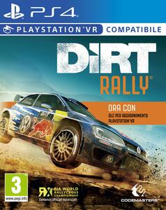 DiRT Rally - VR Upgrade - PS4 - 3