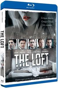 Cover Dvd Loft (Blu-ray) (Blu-ray)