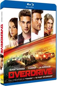 Overdrive (Blu-ray) di Antonio Negret - Blu-ray