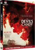 Film The Devil's Candy. Limited Edition con Booklet (DVD) Sean Byrne
