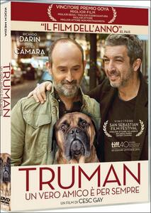 Truman. Un vero amico è per sempre (DVD) di Cesc Gay - DVD