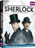 Film Sherlock. L'abominevole sposa. Special Edition (Blu-ray) Douglas Mackinnon