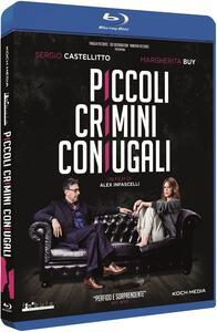 Piccoli crimini coniugali (Blu-ray) di Alex Infascelli - Blu-ray