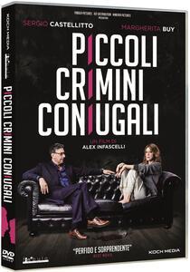 Piccoli crimini coniugali (DVD) di Alex Infascelli - DVD