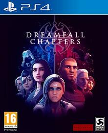 Dreamfall Chapters - PS4 [French Edition]