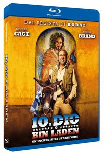 Io, Dio e Bin Laden (Blu-ray) di Larry Charles - Blu-ray