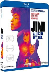 Jimi. All Is by My Side di John Ridley - Blu-ray