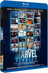 Marvel Stories (Blu-ray) di Philippe Guedj,Philippe Roure - Blu-ray