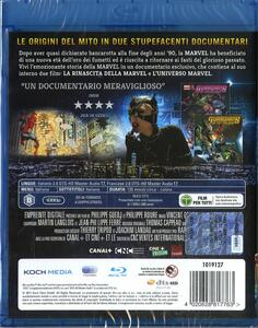 Marvel Stories (Blu-ray) di Philippe Guedj,Philippe Roure - Blu-ray - 2