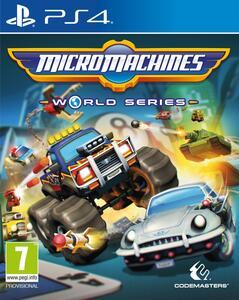Micro Machines World Series - PS4 - 3