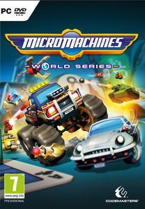 Micro Machines World Series - PC - 2