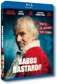 Cover Dvd Babbo bastardo 2 (Blu-ray)