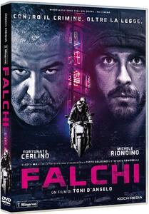 Falchi (DVD) di Toni D'Angelo - DVD