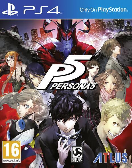 Persona 5 Standard Edition - PS4