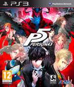 Videogiochi PlayStation3 Persona 5 Standard Edition - PS3