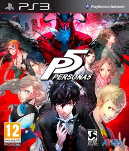 Videogioco Persona 5 Standard Edition - PS3 PlayStation3 0