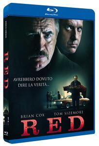 Red (Blu-ray) di Trygve Allister Diesen,Lucky McKee - Blu-ray