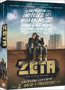 Zeta. Una storia hip-hop (2 DVD)<span>.</span> Limited Edition di Cosimo Alemà - DVD