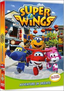 Super Wings. Vol. 2. Avventure in Oriente - DVD