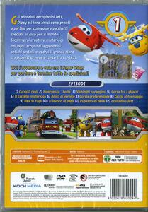 Super Wings. Vol. 1. In missione in Europa - DVD - 2