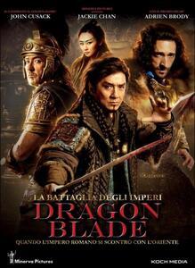 La battaglia degli imperi. Dragon Blade di Daniel Lee - DVD