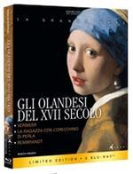 Gli olandesi del XVII secolo (3 Blu-ray)