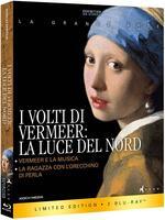 I volti di Vermeer. La luce del Nord. Limited Edition (2 Blu-ray)