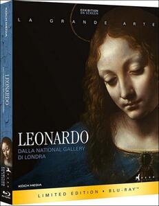 Leonardo Live - Blu-ray