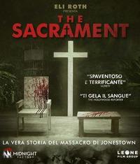Cover Dvd The Sacrament