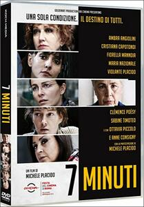 7 minuti (DVD) di Michele Placido - DVD