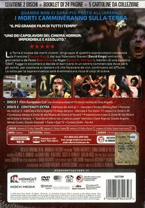 Zombi. Dawn Of The Dead. Limited Edition (2 DVD) di George A. Romero - 2